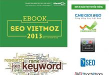 ebook seo vietmoz 2013