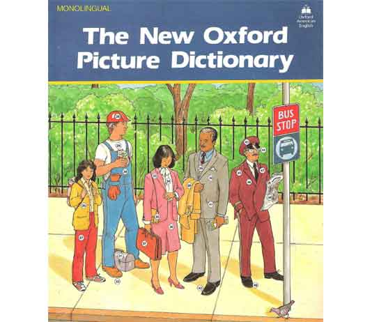 Ebook The New Oxford Picture Dictionary (PDF) - Technology