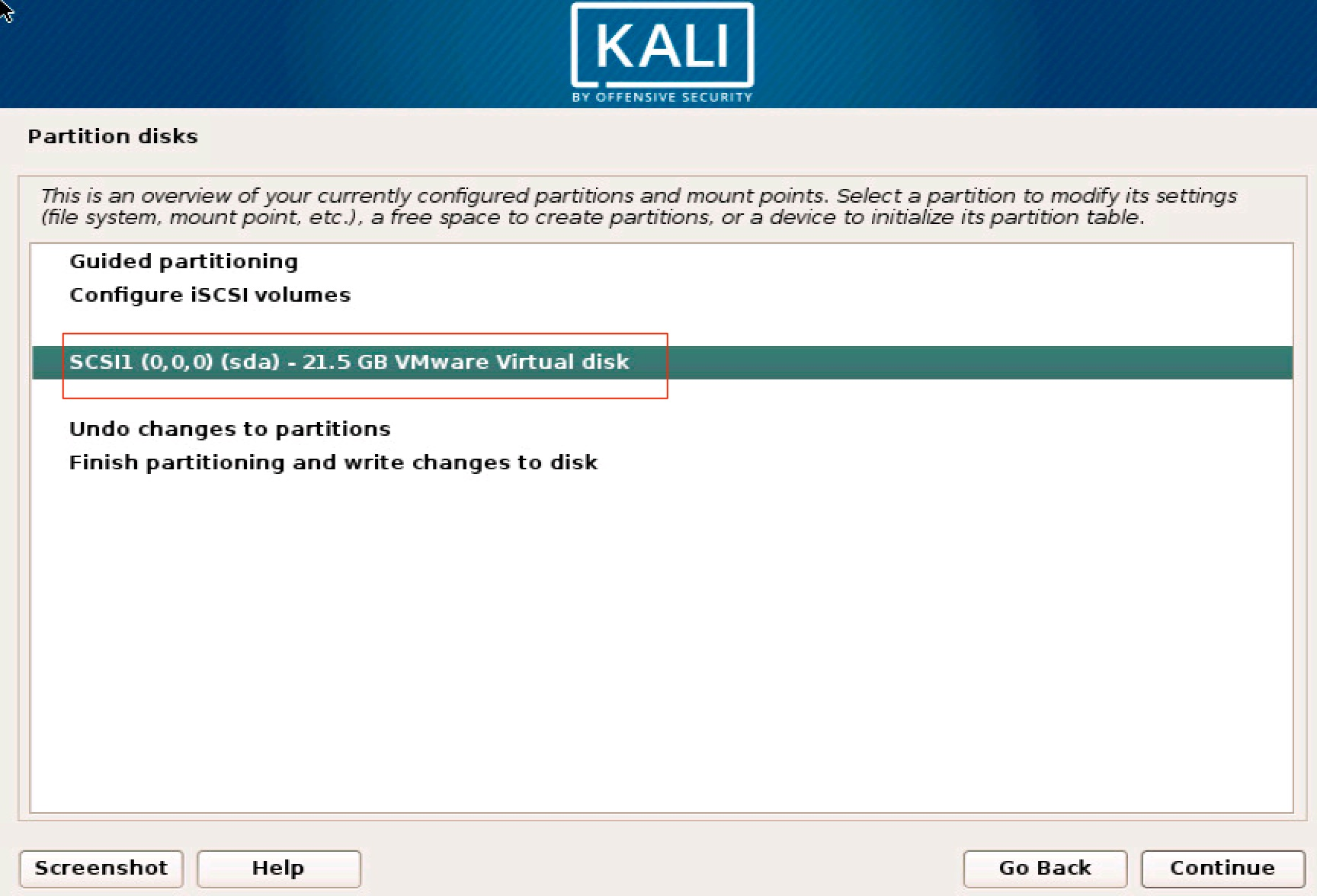 Hướng dẫn cài đặt Kali Linux với hình ảnh chi tiết - Technology Diver