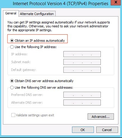 dhcp client trên windows - 2
