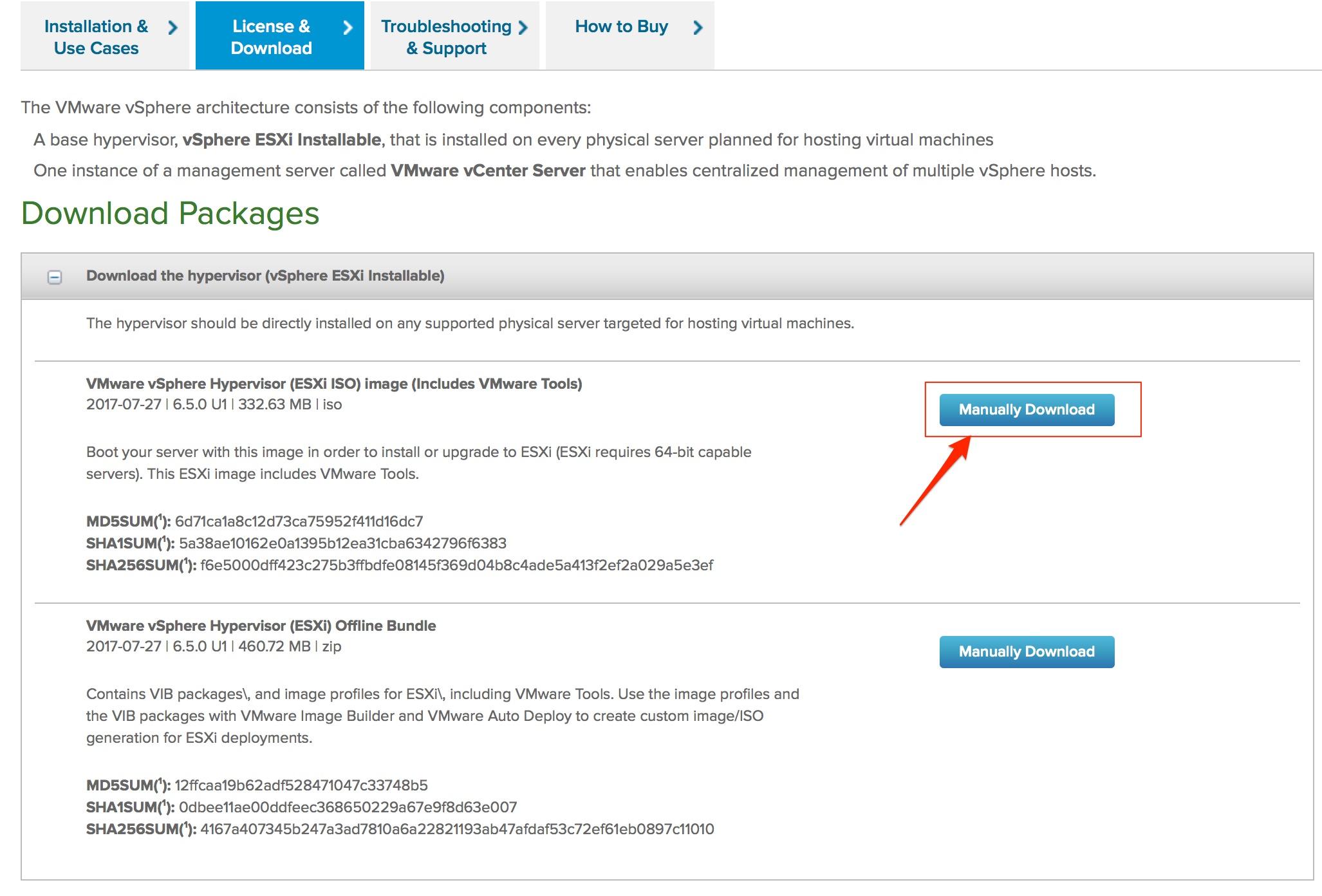 vSphere 6 5] Hướng dẫn cài đặt VMware ESXi 6 5 với hình ảnh chi tiết