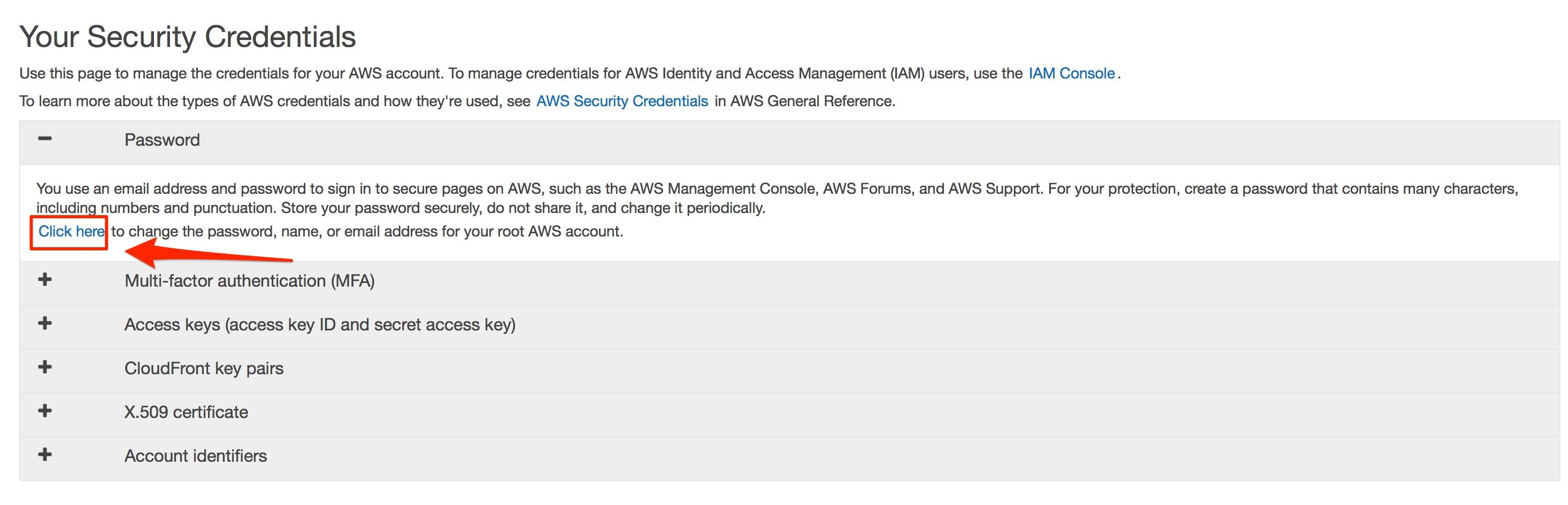 AWS] Hướng dẫn sử dụng AWS Management Console quản lý dịch vụ AWS