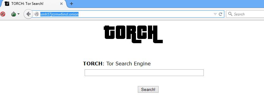 tìm kiếm web trên Deep Web với Torch