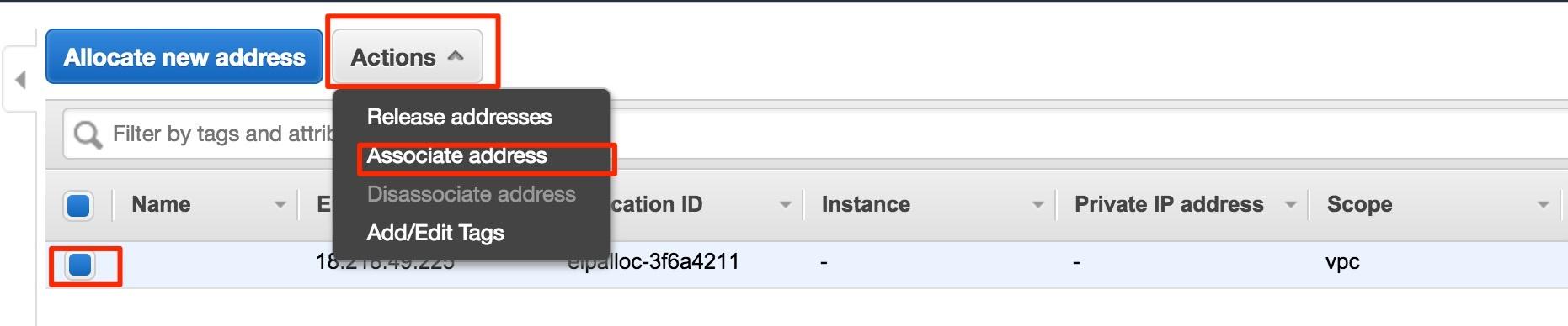 cài đặt địa chỉ elastic ip - 4