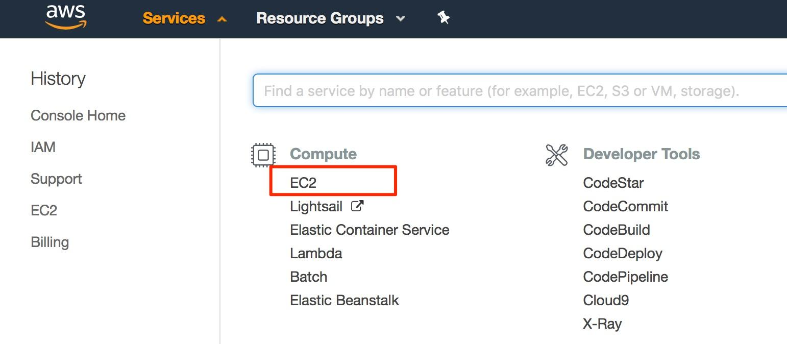 ec2 instance - login ec2 console
