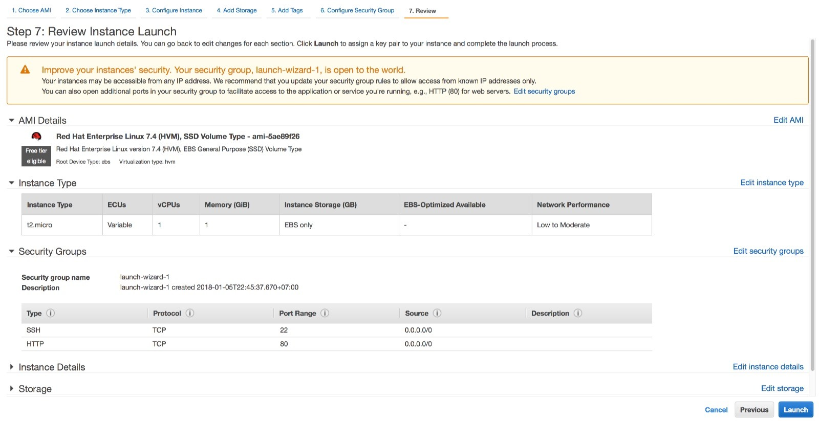 ec2 instance review