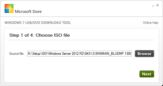 usb boot iso windows server 2012