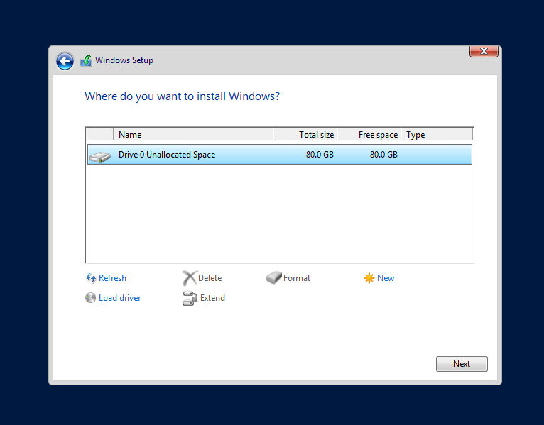 cài đặt windows server - 5