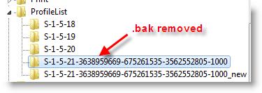 remove registry bak