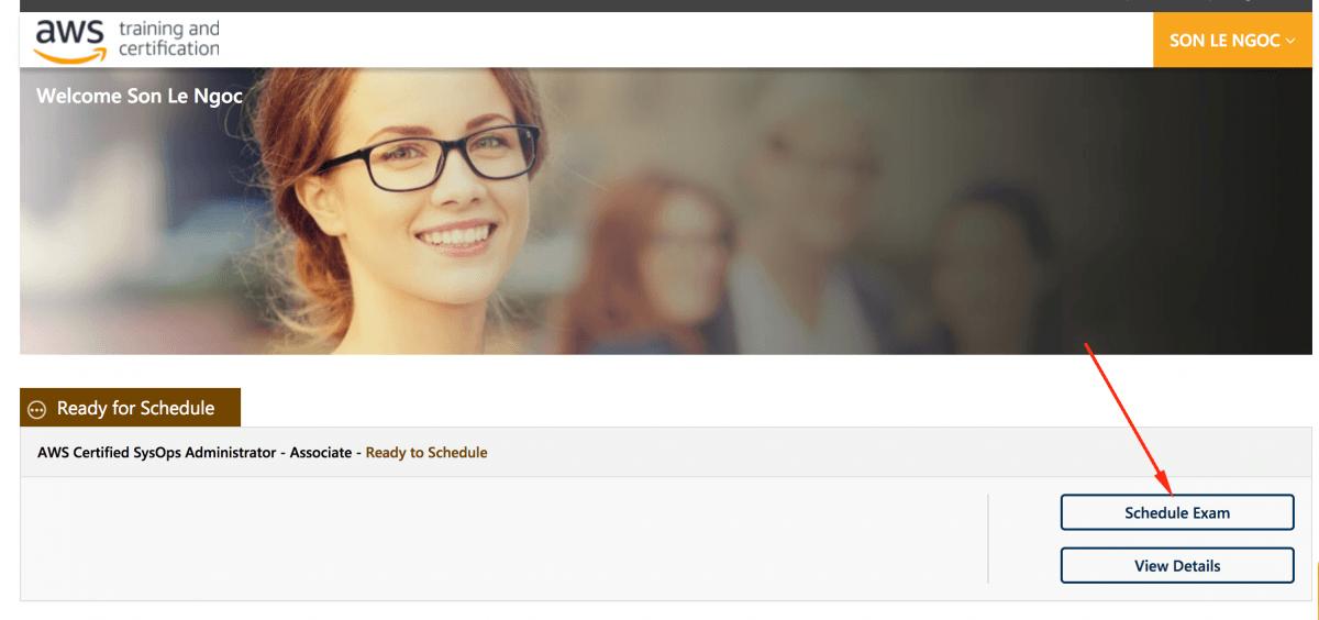 đăng ký thi aws chứng chỉ - 4