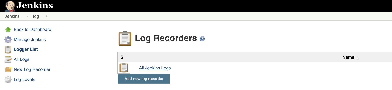jenkins system log