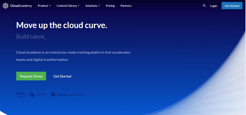 khoá học cloud academy