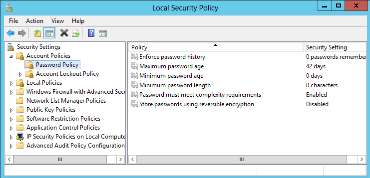MCSA 2012: Local Group Policy - Technology Diver