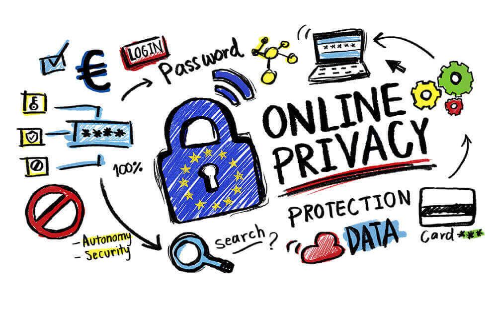 bảo mật quyền riêng tư online -1