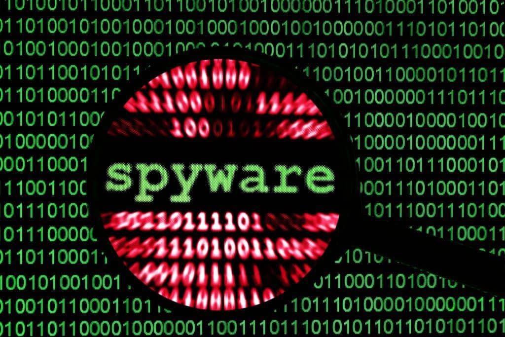 spyware là gì