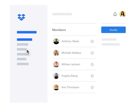 Đơn giản hóa quản lý nhóm