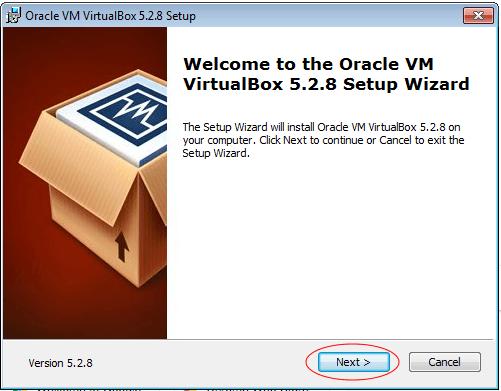 cài đặt virtualbox - 2