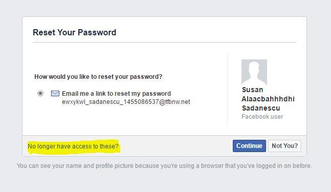 khôi phục tài khoản facebook bị hack - 2