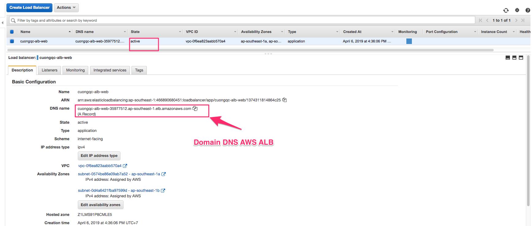 kiểm tra aws alb - 1