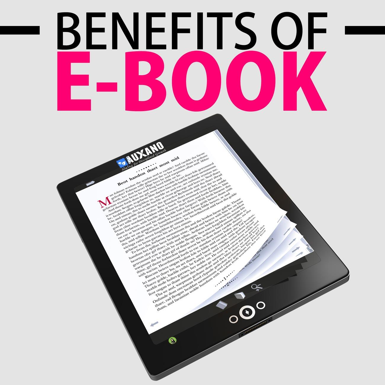 lợi ích của ebook