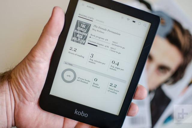 thiết bị đọc ebook