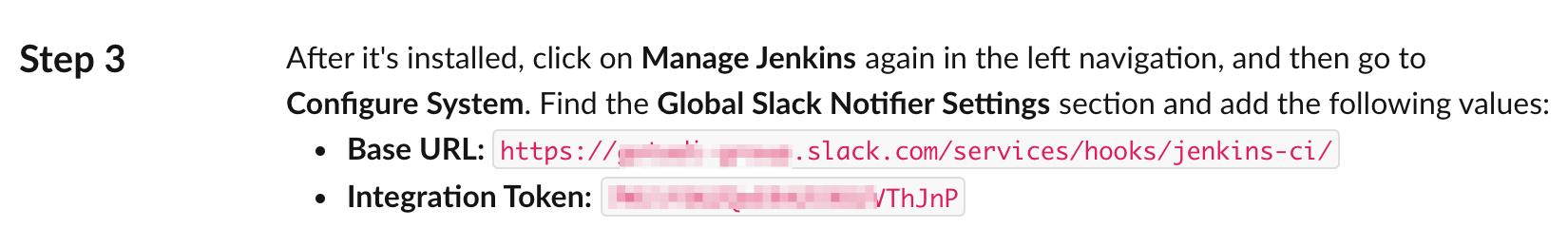 tích hợp jenkins pipeline với slack - 5
