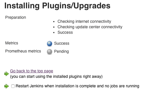 prometheus jenkins plugin