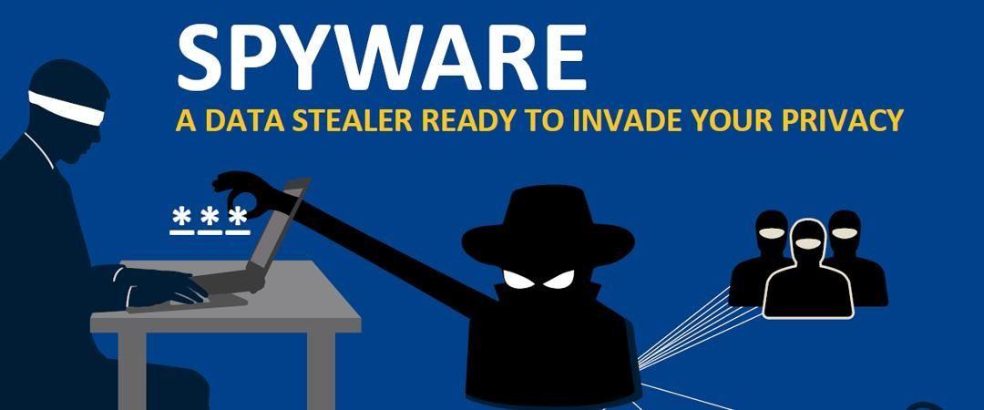 Mục tiêu của Spyware