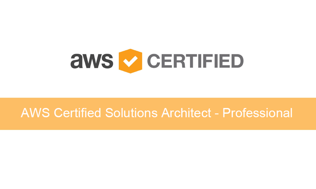 AWS Certified Solutions Architect – Professional