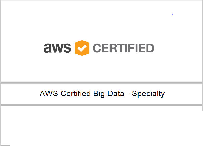 AWS Certified Big Data – Specialty