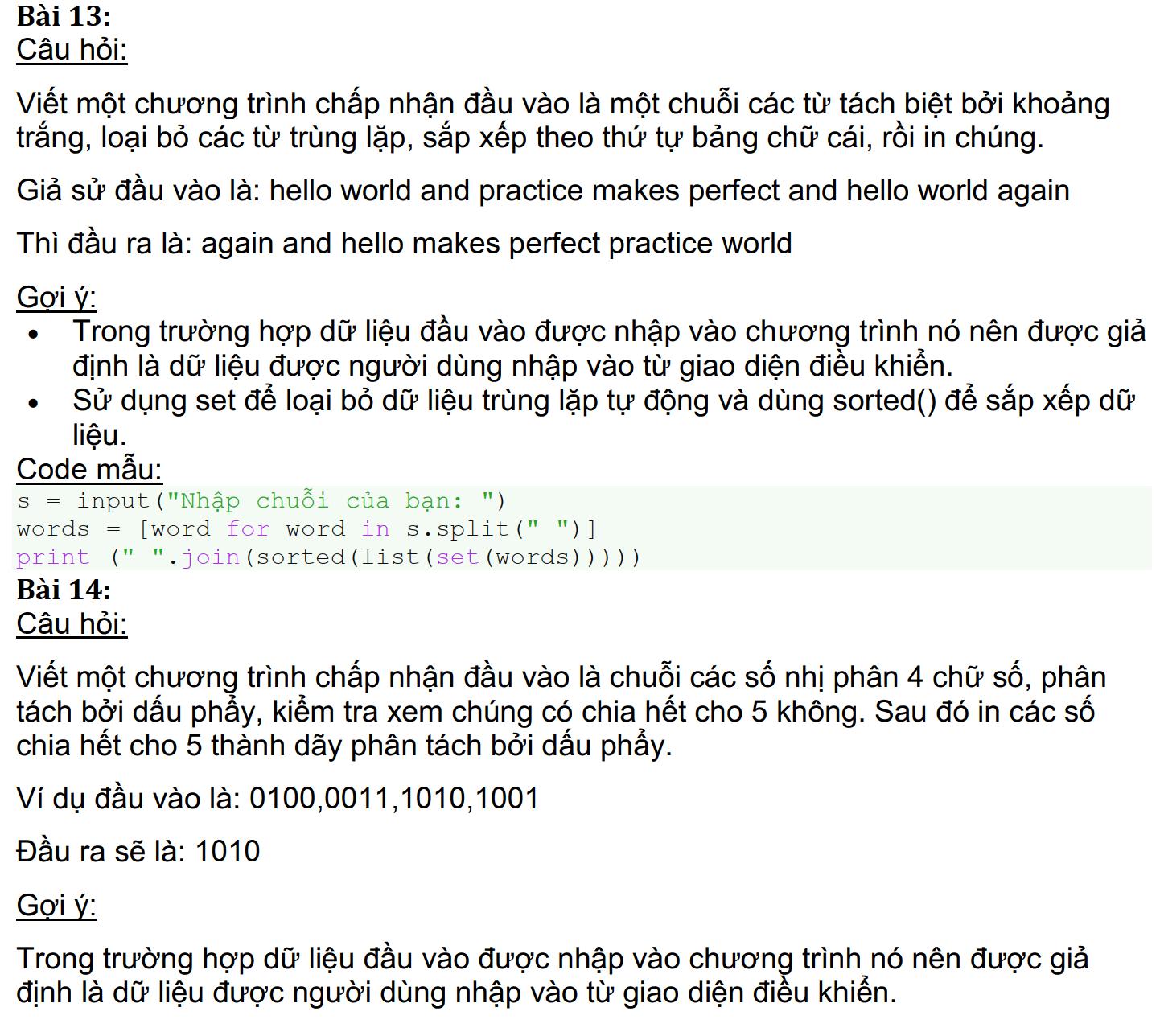 trang 5 - bài tập python