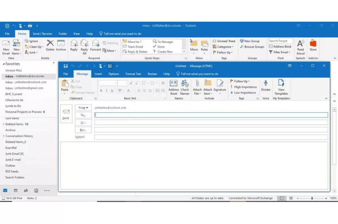 Microsoft Outlook là gì?