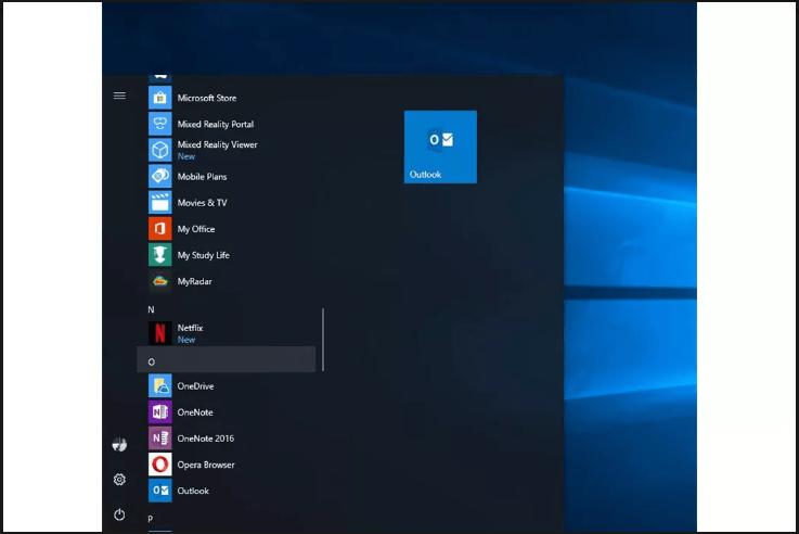 Cách kiểm tra cài đặt Microsoft Outlook trên thiết bị