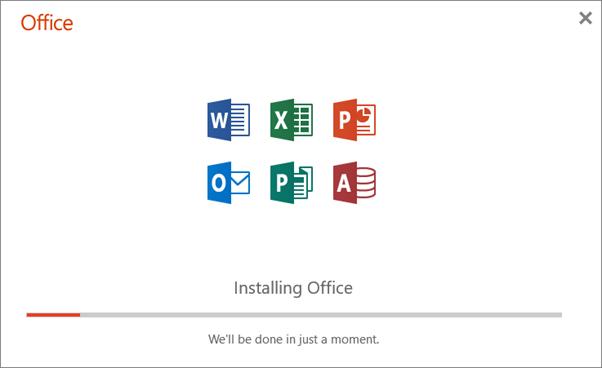 Cách cài đặt Microsoft Outlook