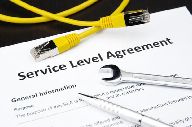 Service-Level Agreement (SLA) - Thỏa thuận cấp độ dịch vụ
