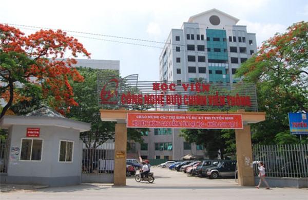 Học viện Công nghệ Bưu chính Viễn thông (PTIT)