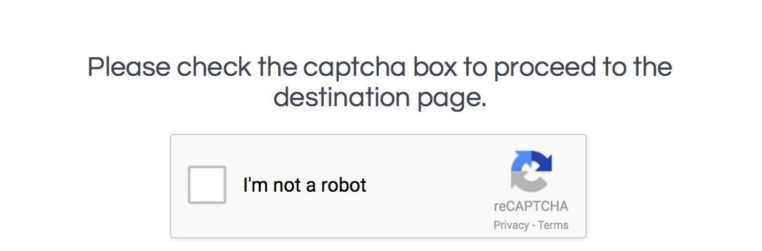 google-captcha