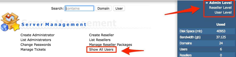 da_show_all_users