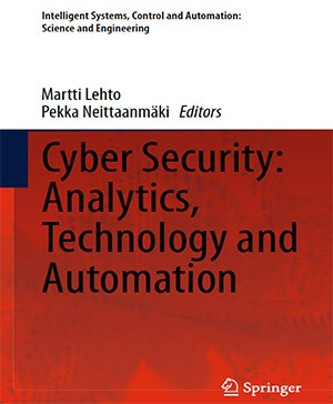 Cyber Security - Analytics, Technology and Automation pdf