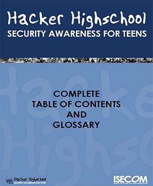 Hacker highschool lesson pdf