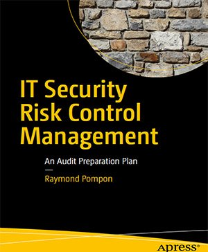 IT Security Risk Control Management ebook cover