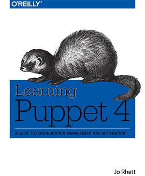 Learning Puppet 4 cover ebook