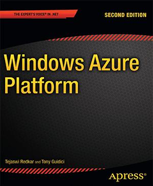 Windows Azure Platform 2nd edition cover ebook
