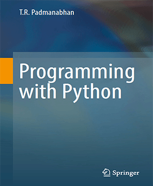 programming with python cover