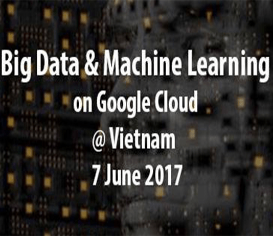 Hội Thảo Quot Big Data Amp Machine Learning Tr 234 N Google Cloud