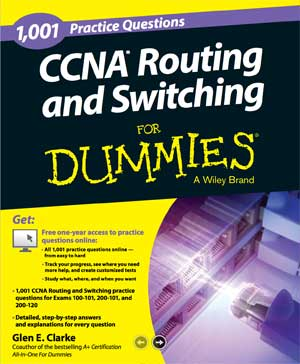 1001 CCNA Routing and Switching Practice Questions For Dummies PDF