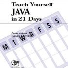 ebook java teach yourself java in 21 days