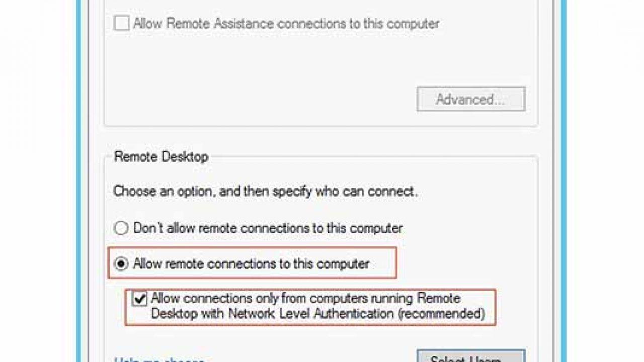 MCSA 2016: Kích hoạt Remote Desktop trên Windows Server 2016