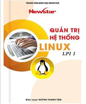 Ebook Quản Trị Hệ Thống Linux Lpi 1 Amp 2 Pdf Trung T 226 M