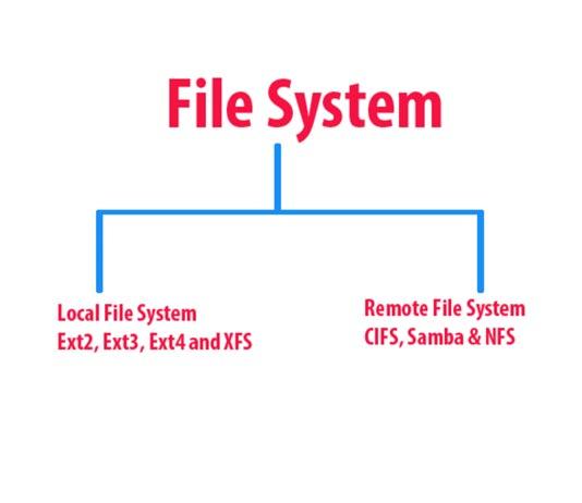 Top 6 cách xác định loại file system trên Linux (ext2, ext3 hay ext4